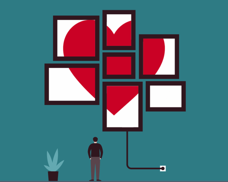 Feel our hearbeat: EOS' mission. Trust, walk your talk, love to learn, strive for excellence, embrace change, share your knowledge and be courageous